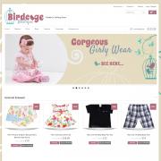 Birdcage Boutique Website