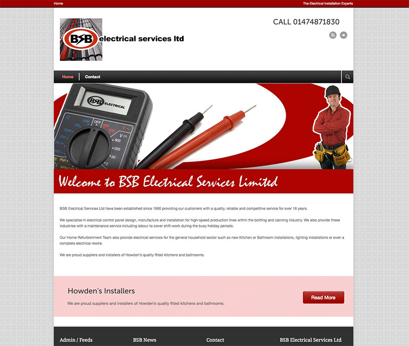 BSB Electrical Services Ltd