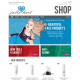 Julia Hart Shop Website